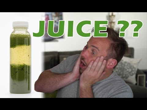 Centrifugal vs Cold Pressed Juice - You WON'T BELIEVE the Differences