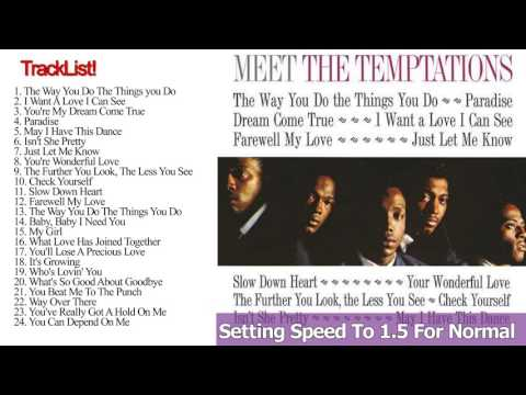 Meet The Temptations/The Temptations Sing Smokey [HD] with ...