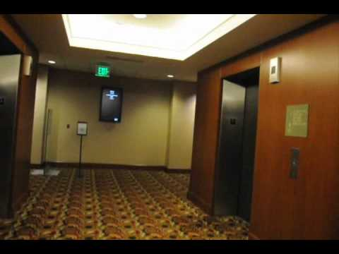 Hyatt-Regency DFW Airport Tornado Evacuation May 24 2011