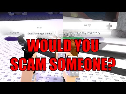 ROBUX HONESTY TEST - Roblox Social Experiment