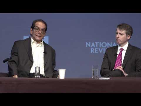 Conversation with Charles Krauthammer and Richard Lowry