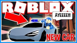 🔴 NEW Cop CAR Coming | McLaren 720s? | Roblox Live Stream | Jail Break, MMX & MORE | JOIN US!!