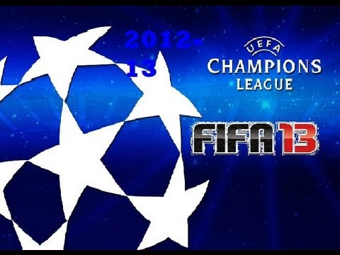 FIFA 13 2012/13 UEFA Champions League Semi Finals 2nd Leg:Real Madrid vs Borussia Dortmund