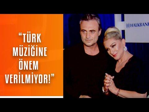 Muazzez Ersoy ve Kutsi: Televizyonlar Türk Müziğine önem göstermiyor!