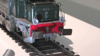 スイス国鉄 Ae 4/7形 原鉄道模型博物館