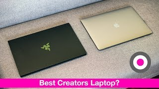 Razer Blade 15 2018 Content Creation REVIEW Compared MacBook Pro 15 - Best Content Creation Laptop?