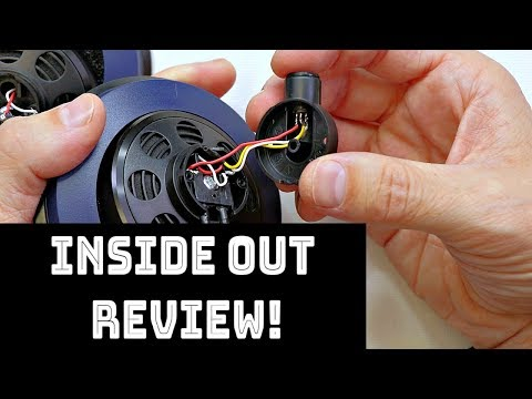 are-akg-m220-headphones-made-well?-complete-disassembly!