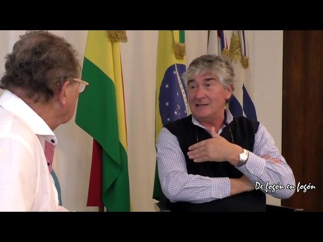 52 años del Comité Intergubernamental Coordinador de la Cuenca del Plata  Jorge METZ Cap 1 1080p 25f