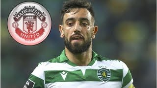 When Man Utd transfer target Bruno Fernandes could make debut after Sporting breakthrough- transf...
