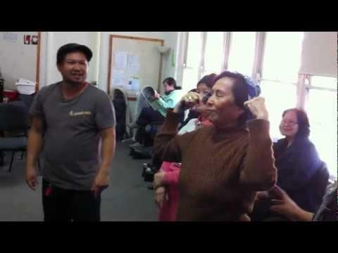 Vietnamese community workshop
