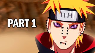 Naruto Shippuden: Ultimate Ninja Storm Revolution Walkthrough Part 1 - Creation of the Akatsuki
