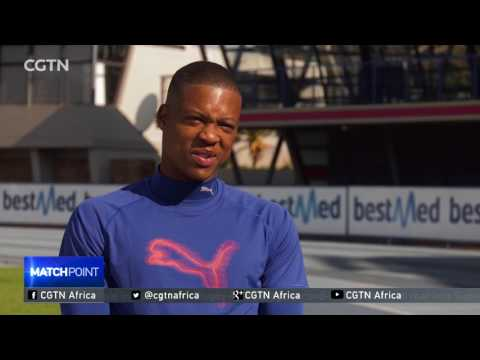 South Africa's Roto relishing match-up against sprint king Bolt at the IAAF World Championships