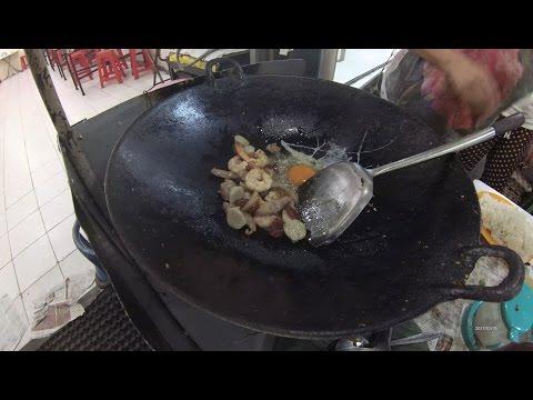 Jakarta Street Food 1122 Part.1 Hokian Fried Rice Non Halal Nasi Goreng Hokian