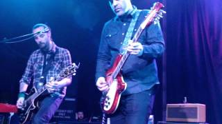 BRIAN FALLON & THE CROWES - ROSEMARY - LIVE DEBUT 1/7/16 PORTLAND
