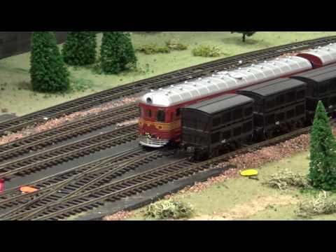 SRF27-CANBERRA MODEL RAILWAY EXPO - Pt1