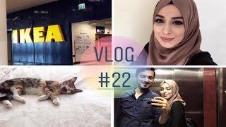 VLOG | IKEA'YA GİTTİK - YAPTIĞIMIZ ALIŞVERİŞ - EVDE DEĞİŞİKLİKLER | #herşeyaşkla