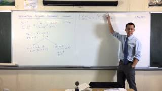 Rearranging Rational Polynomials w/ Division Transformation