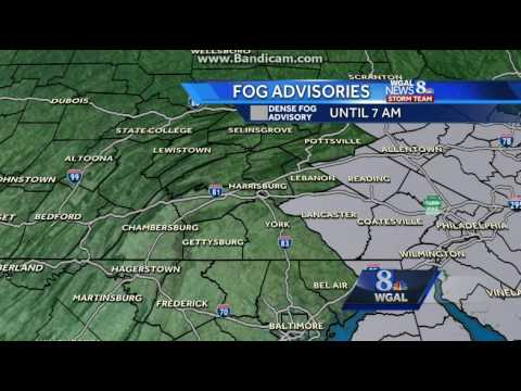 WGAL: WGAL News 8 At 11pm Close--2016