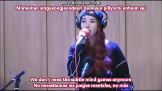 iu love of b radio sub espaol live