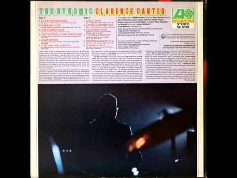 Clarence Carter .     Too weak to fight ....1968
