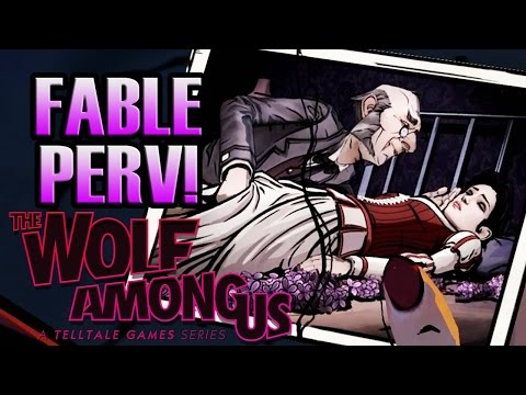 FABLE PERV! - The Wolf Among Us (#9)