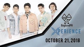#BoybandPHXParaSaTabi - October 21, 2018