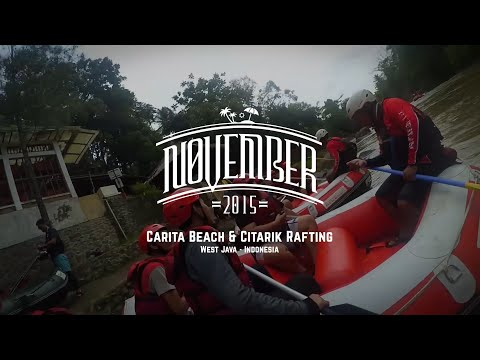 November 2015 Trip Series: Carita Beach & Citarik River (3/3)