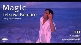 Tetsuya Komuro - magic