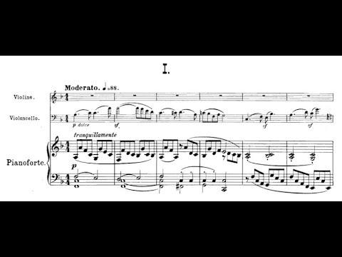 Josef Gabriel Rheinberger - Piano Trio No. 4, Op. 191 (FAN REQUEST)