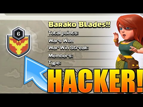 HACKER CLAN IN COC TRUTH REVEALED! FEB 2018 CLASH OF CLANS •FUTURE T18