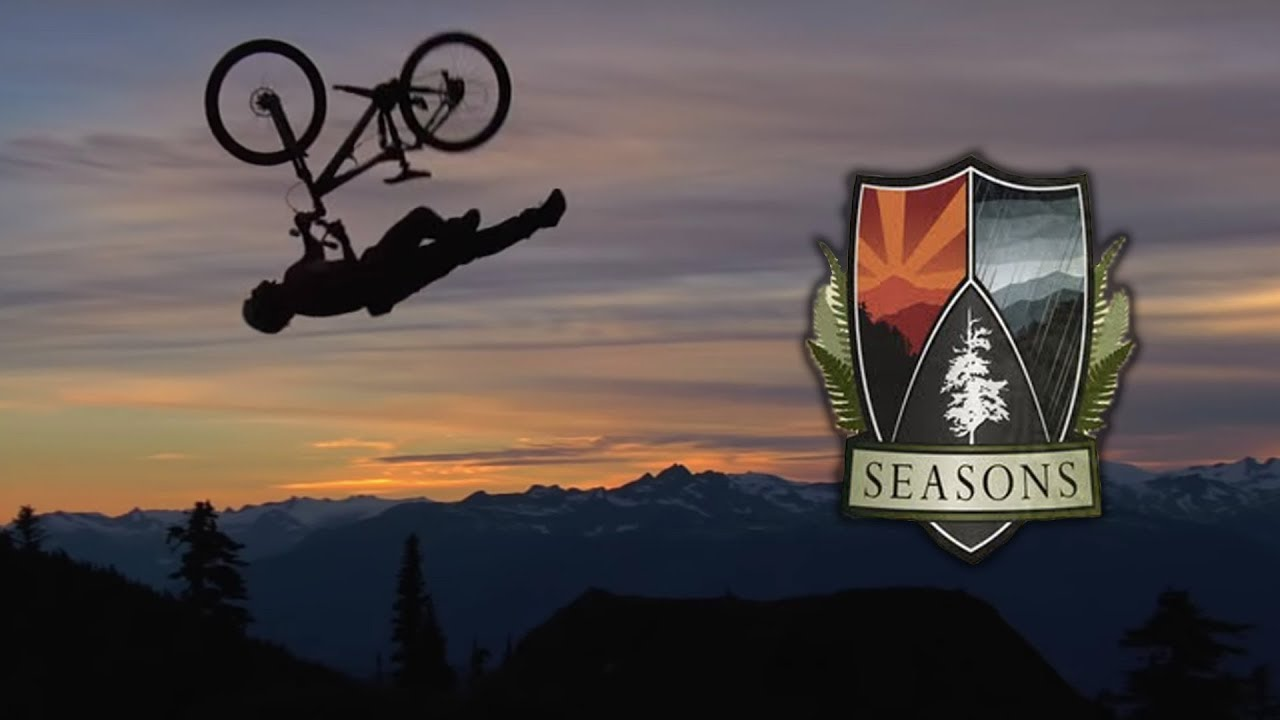 The Collective Seasons Mtb Whistler B C Classic Segment Hd