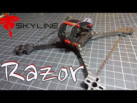Skyline Razor Review : Less Drag AND Less Weight?