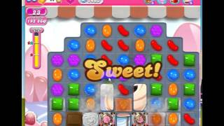 candy crush saga level 1493 no booster 3 stelle