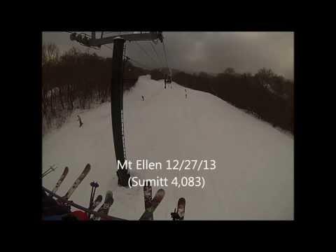 Skiing Mt Ellen | SKI SERIES