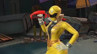 Power Rangers: Battle for the Grid — геймплейный трейлер (№2)