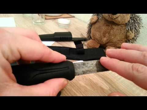 Нержавейка или углеродка... Выбираем сталь ножа