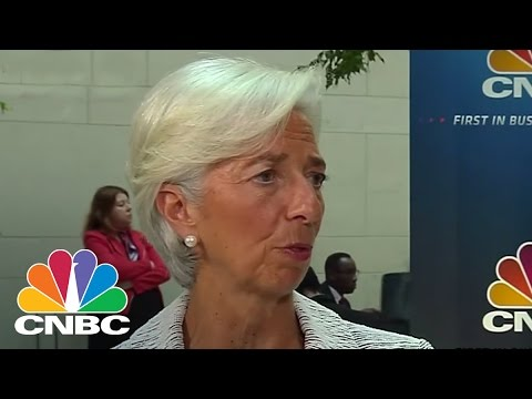 Christine Lagarde: France Leaving Euro Would Cause Major Disorder | CNBC