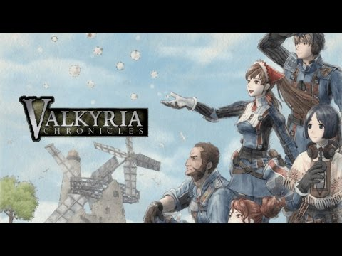 Valkyria Chronicles Remastered #2