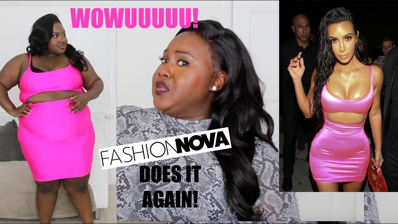54423f01805 TRY ON HAUL! https   youtu.be CXn NbsIMB8 So I was browsing and shopping  through the Fashion Nova Curve section and ...