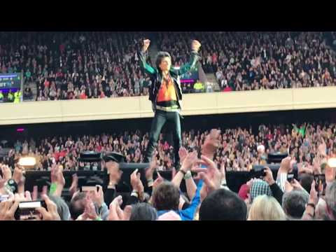 Rolling Stones #nofilter in Edinburgh (UK) 2018 in 8 minutes