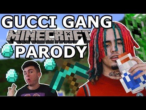 "lil-pump-""gucci-gang""-minecraft-parody"