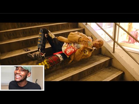 Jaden Smith - GHOST ft. Christian Rich (Official Video) 🔥 REACTION