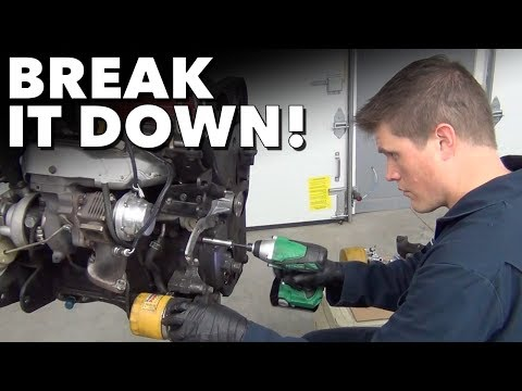 Street Sleeper Part 7 - Engine Breakdown and More