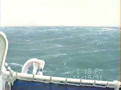 Coast Guard Rescue 1991 CGC YOCONA