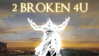 The Most Broken Dark Souls II Build Ever