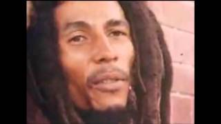 Bob Marley Smoking Weed While Speaking About Rastafarianism And The Use Of Ganja