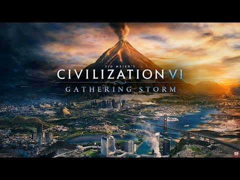Sid Meiers Civilization VI Gathering Storm (PC) Quicklook /benchmark Test gtx 1070 |