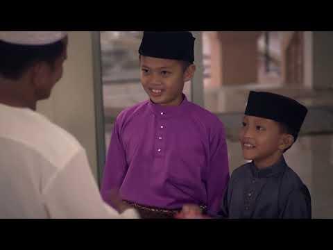 Klip video Hari Raya Bank Islam 20141435H Kebahagiaan dalam memberi