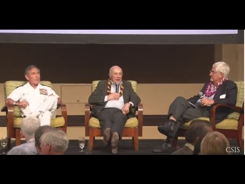 Pacific Forum CSIS Discussion w/ ADM Harry Harris, Dr. Joseph Nye & Ralph Cossa