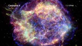 Cassiopeia A 1680 AD | The story behind the name